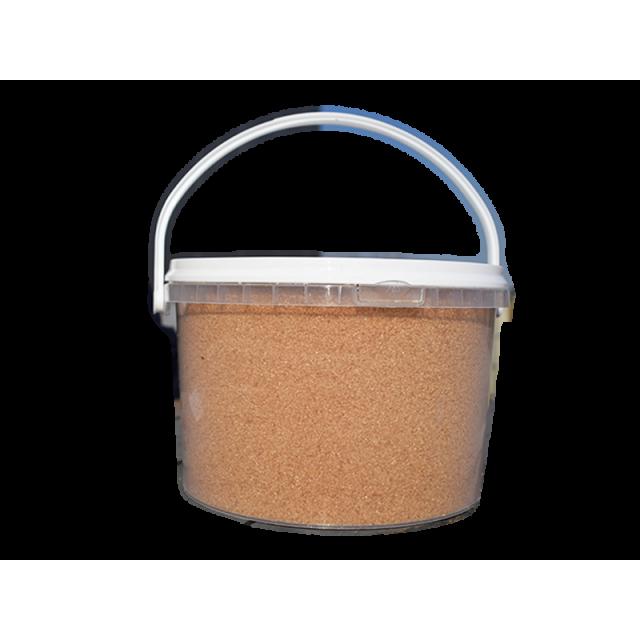 Ζάχαρη Καστανή 5kg Κουβαδάκι