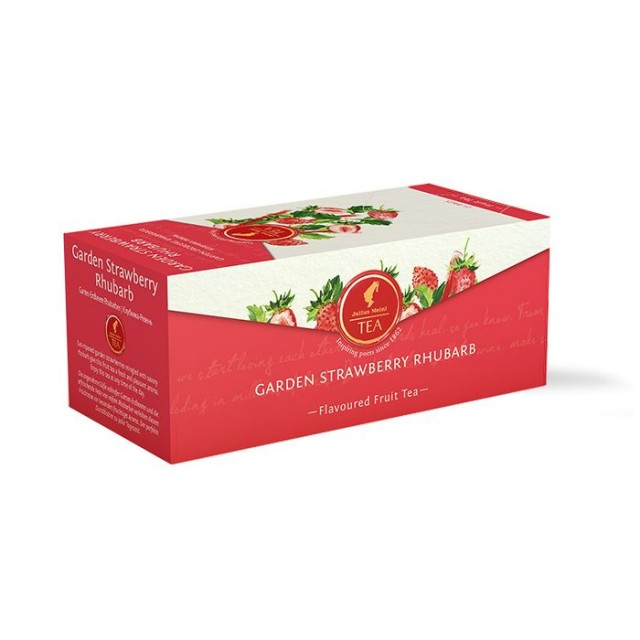 Garden Strawberry Rhubarb - 25 tea bags