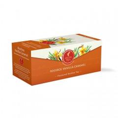 Rooibos Vanilla Caramel - 25 tea bags