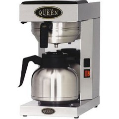 Coffee QUEEN Original-Office thermos (μηχανή καφέ φίλτρου)