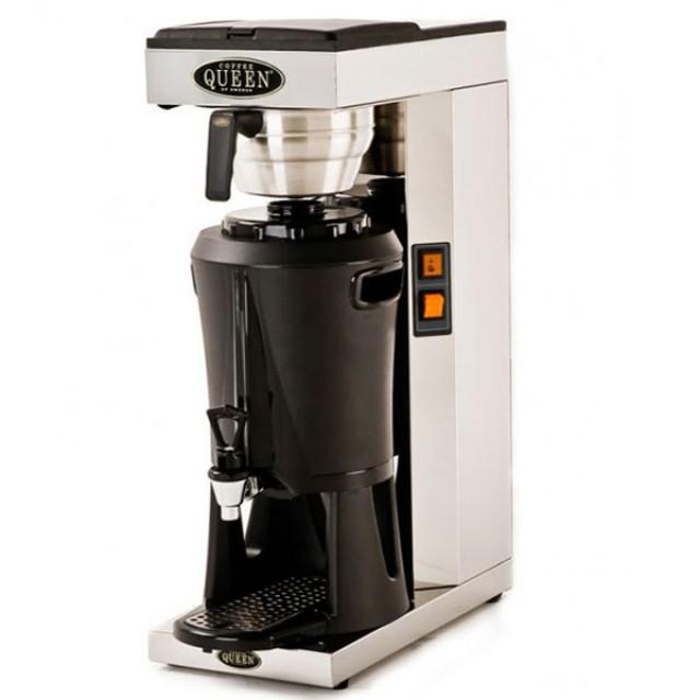 Coffee QUEEN-Mega Gold M (μηχανή καφέ φίλτρου-βραστήρας νερού)