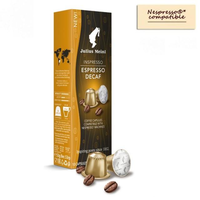 Capsules Espresso Decaf - 10 x 5.4g