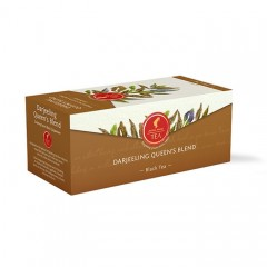 Darjeeling Queen's Blend - 25 tea bags