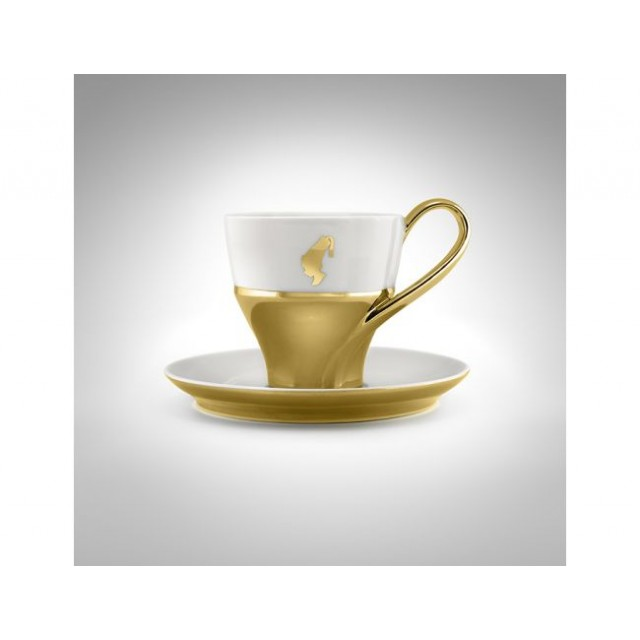 Julius Meinl Gold Espresso Cup Luxury Collection