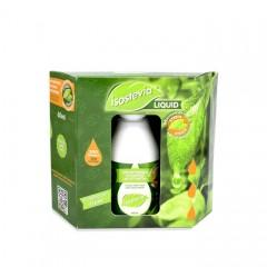 ISOSTEVIA LIQUID Υγρό γλυκαντικό με Στέβια, Bottle 60ml.